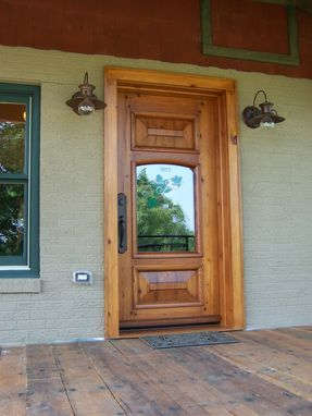 Custom Made Entry Doors, Remodeled Entry Ways