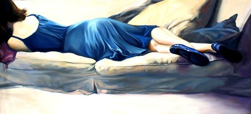 Custom Made Figurative Oil Paintings