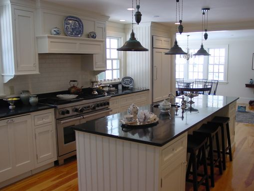 Custom Made Thick Painted Kitchen
