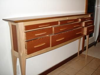 Custom Made Thinwall Sideboard