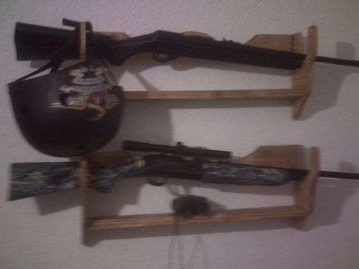 Custom Made Gun Racks