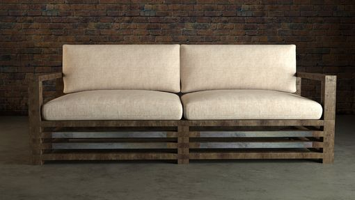 Custom Made Lincoln Sofa