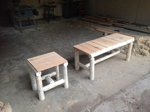 Custom Made Classic Bench