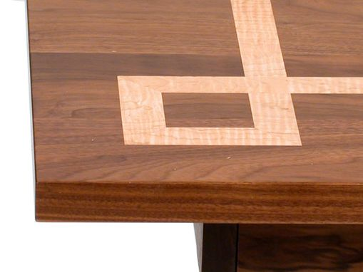 Custom Made Mission Dining Table