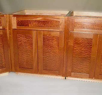 Custom Made Sapele Mahogany Vanities