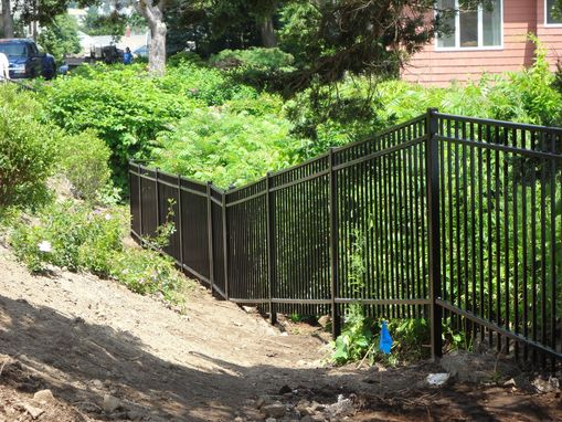 Custom Made Marblehead Fence And Rails