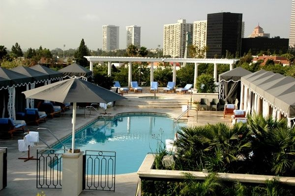 Custom Made The Peninsula Beverly Hills Hotel