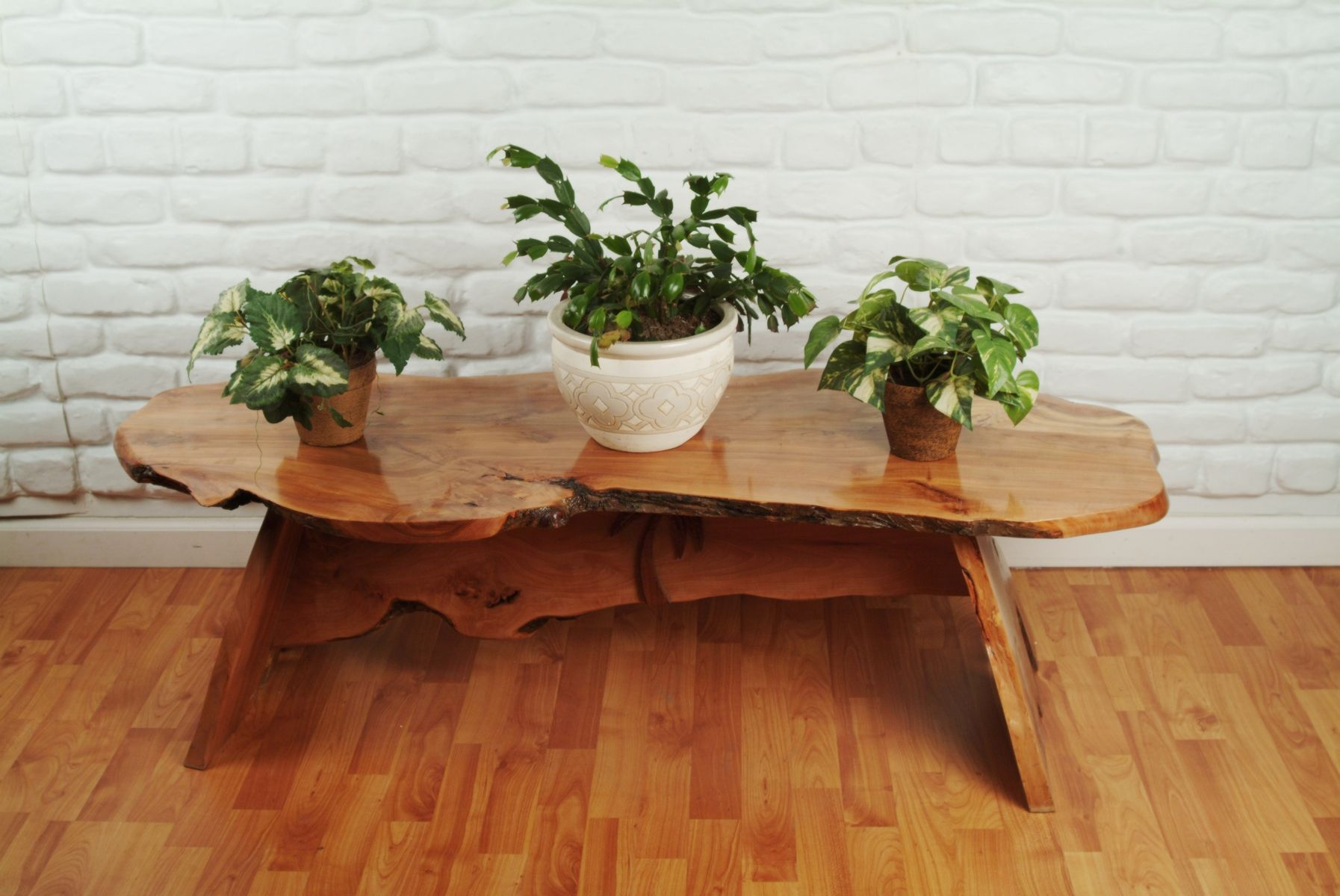 Handmade Unique Coffee Table by Natural-Woodworks | CustomMade.com