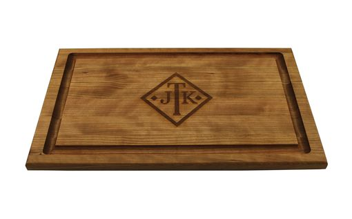 Custom Made Personalized Cutting Board