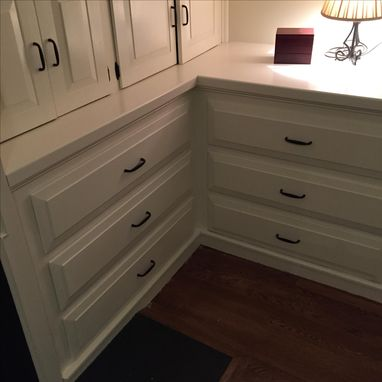 Custom Made Built-In Bedroom Storage