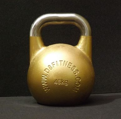 Custom Made Kettlebell Pendant