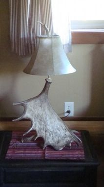 Custom Made Antler Lighting