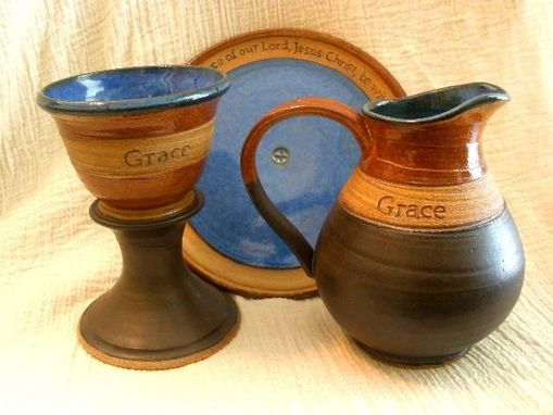 Custom Made Communion Or Eucharist Serving Set