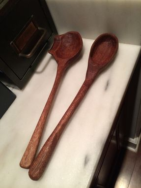 Custom Made Hand Carved Spoons