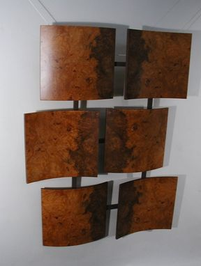 Custom Made Roble Burl