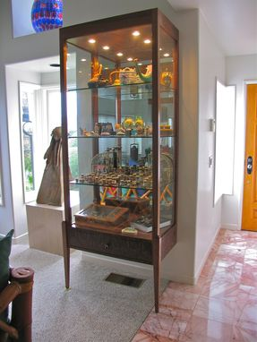 Custom Made Custom Display Cabinet