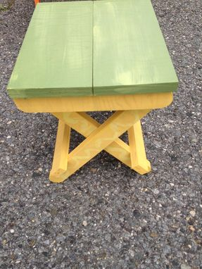 Custom Made Custom Stool