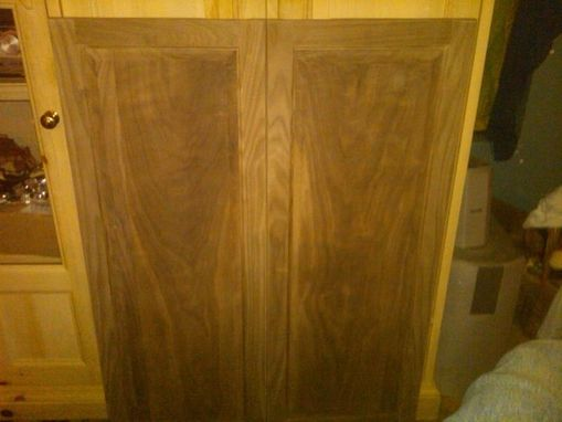 Custom Made Custom Made Walnut Cabinet Doors