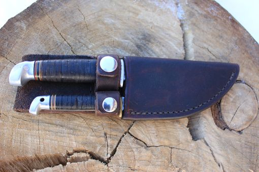 Custom Made Custom Leather Knife Sheath