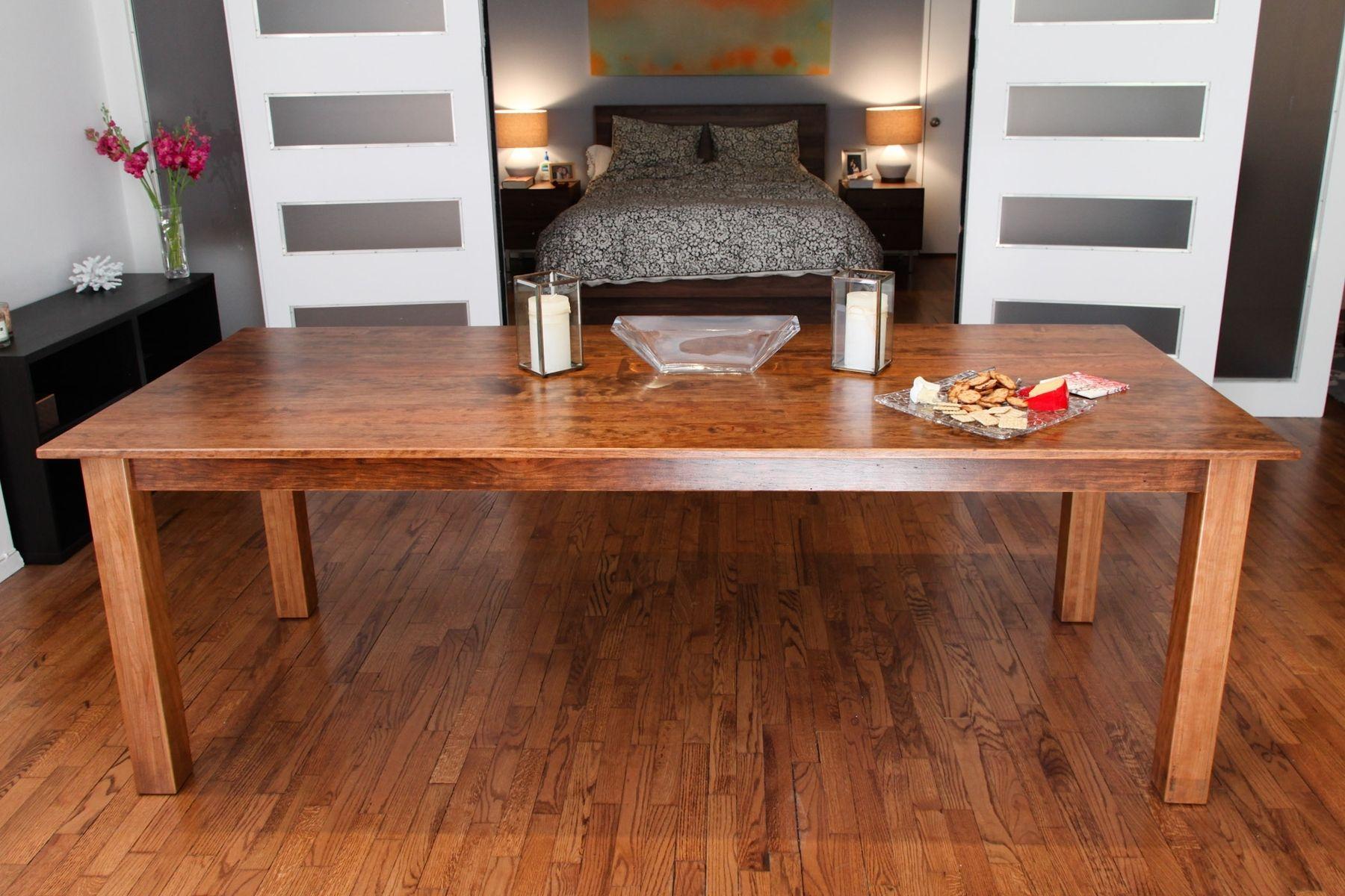 Custom Made Murphy Dining Table