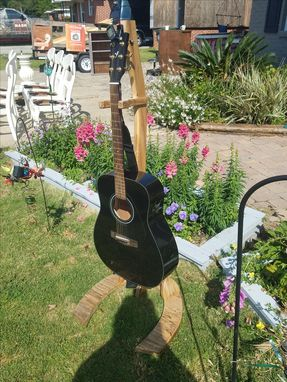 Custom Made Custom Guitar Music Stand