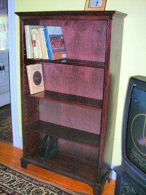 Custom Made Bookcase