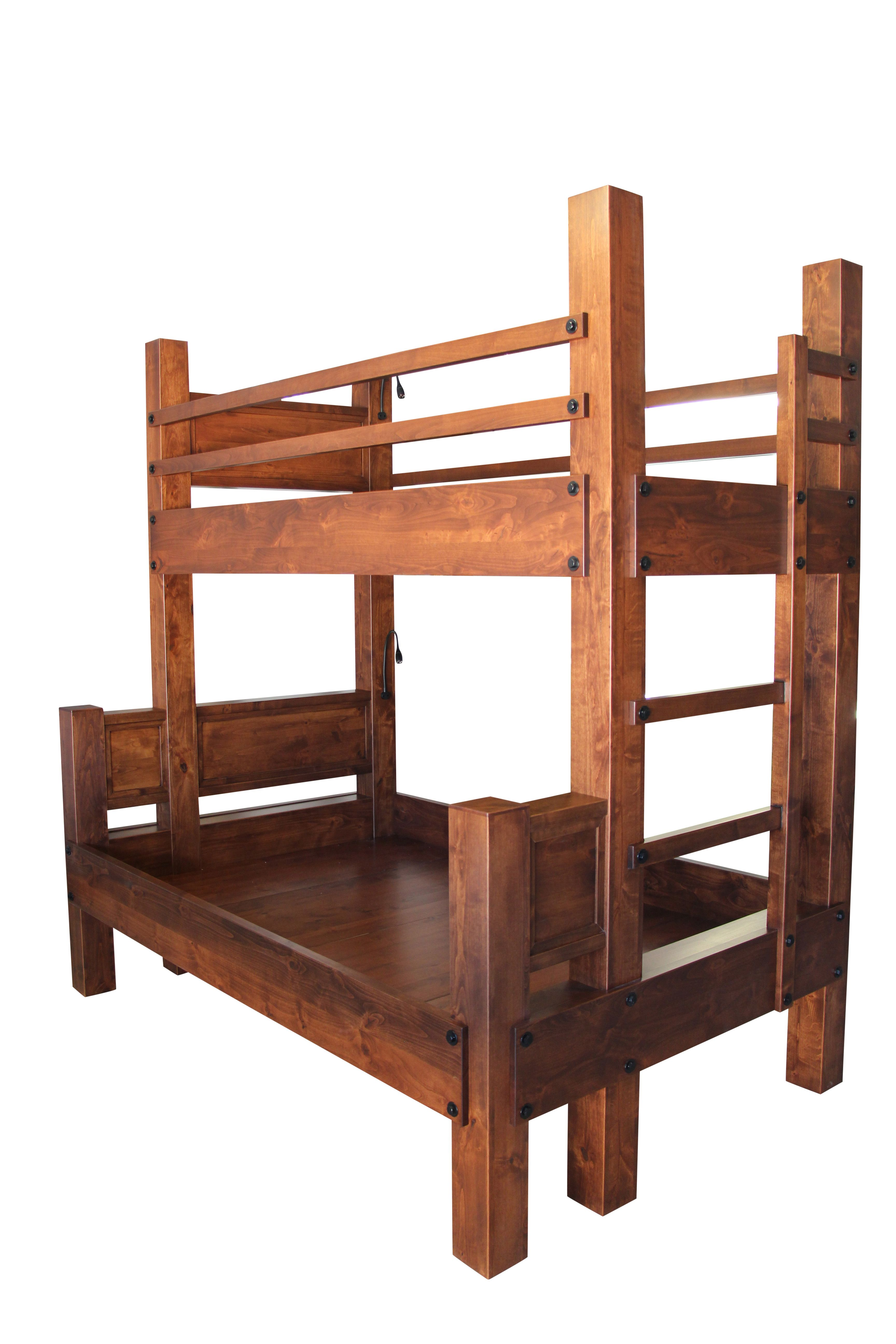 Buy A Hand Crafted Twin Xl Over Full Xl Bunk Bed Made To Order From