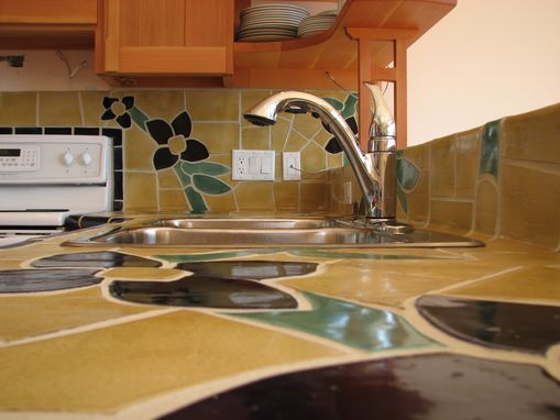 Custom Made Countertop