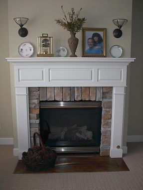 Custom Made Various Fireplace Surrounds
