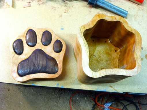Custom Made Paws Pal Box
