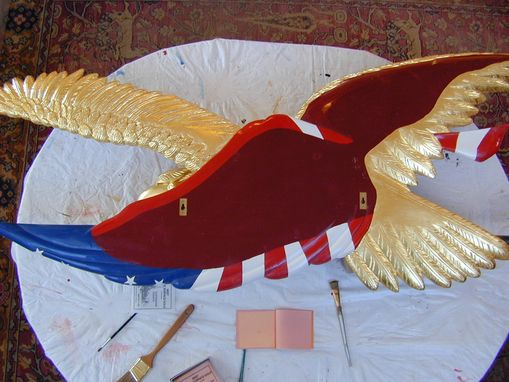 Custom Made Winged Victory