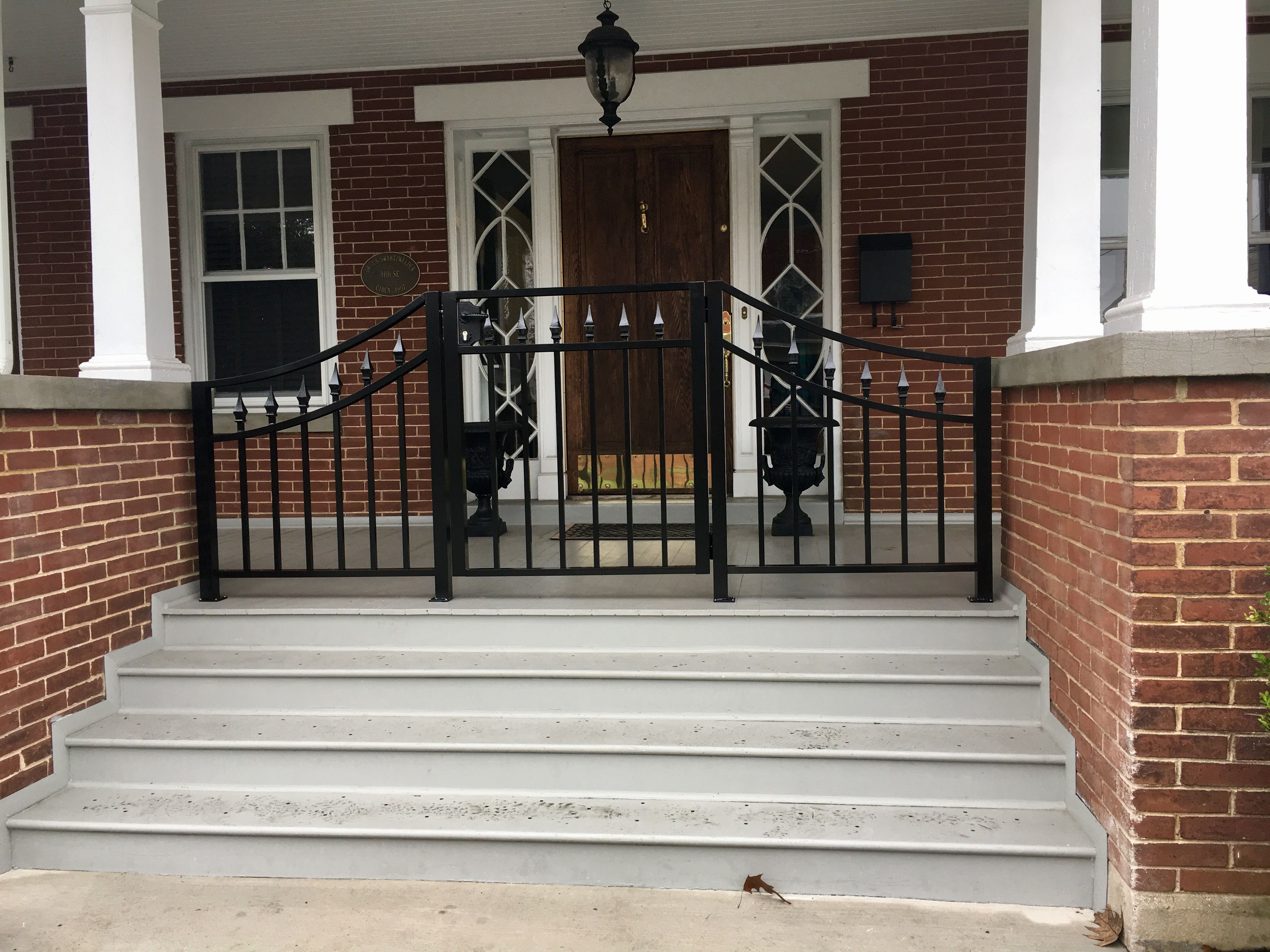 Hand Crafted Gate Maintenance Free By