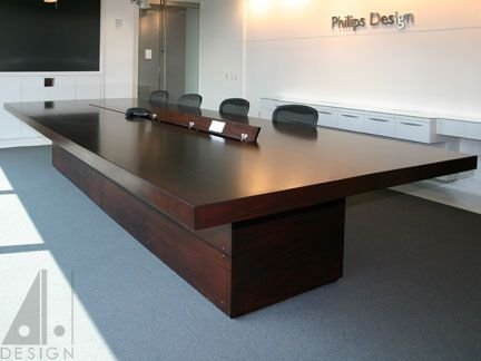 Custom Made Philips Conference Table