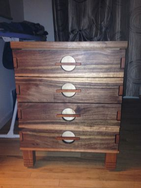 Custom Made Cherry Dresser