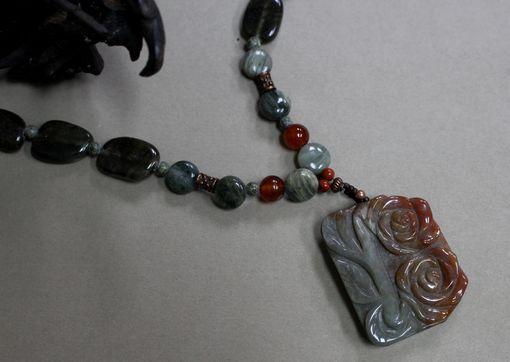 Custom Made Sold Double Rose, Necklace ~ Sold