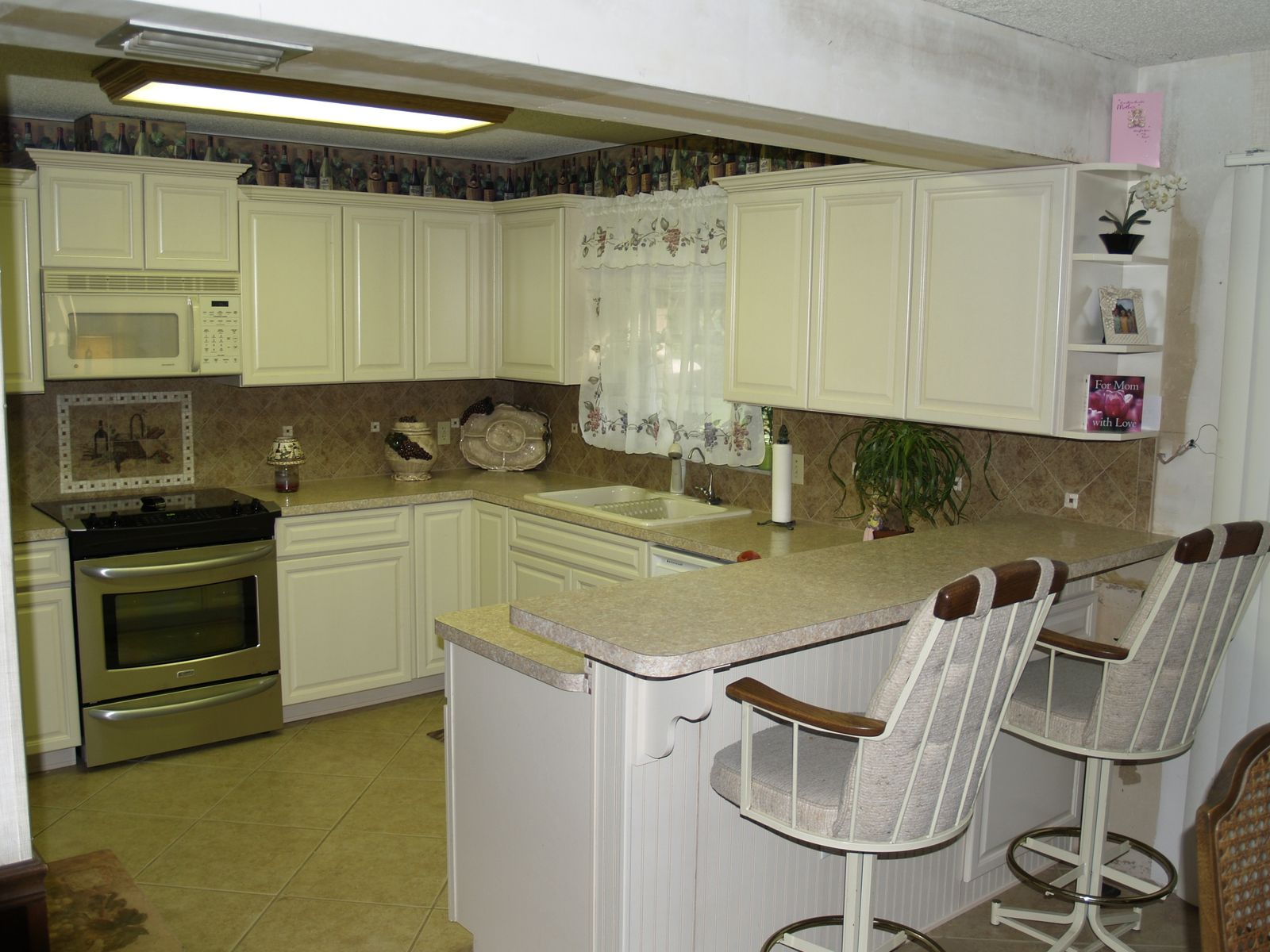 Handmade White Maple Kitchen by Gideon\'s Cabinet & Trim ...