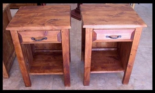 Custom Made Furniture Pieces