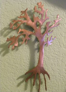 Custom Made Trees In The Wind - Set Of 3