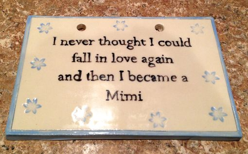 Custom Made Mimi Sign