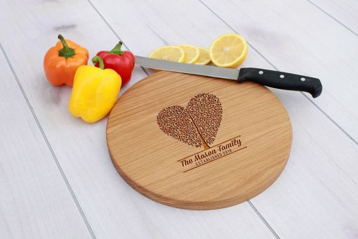 Custom Made Personalized Cutting Board, Engraved Cutting Board, Custom Wedding Gift – Cbr-Wo-Masonhearttree