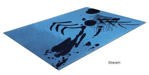 "Custom Made Zen Collection - ""River"" As A Zen Inspired Design For Your Home"