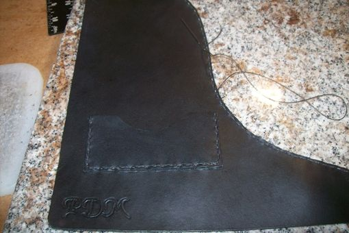 Custom Made Leather Portfolios