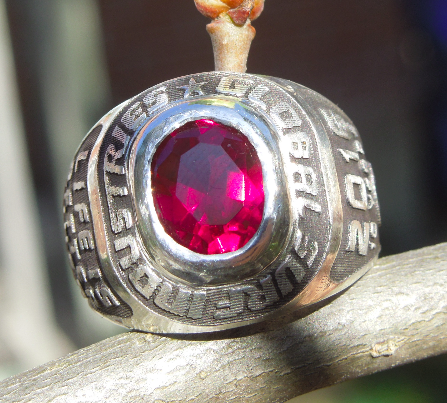 Custom Made Class Ring by Cicmil Crowns | CustomMade com