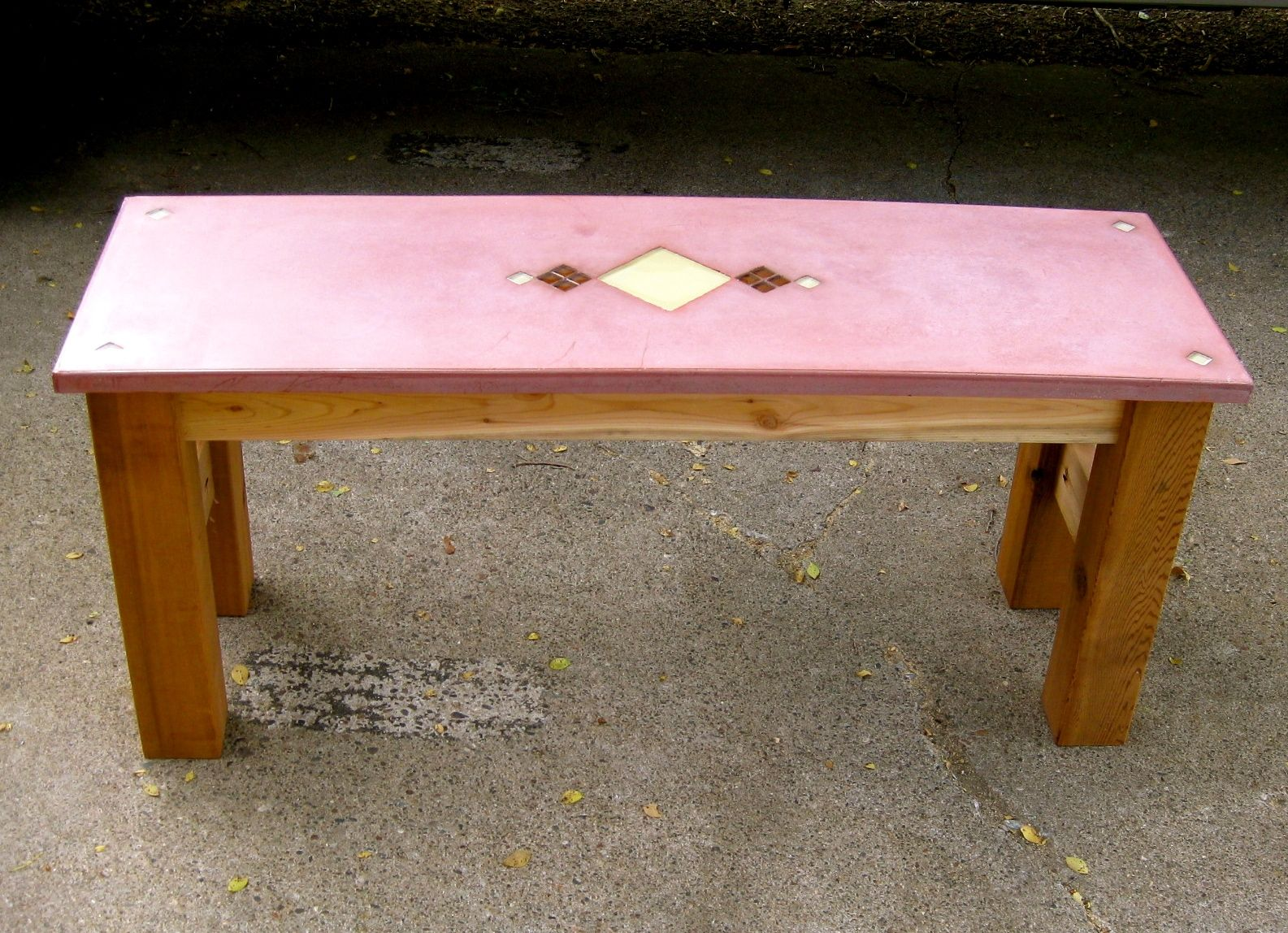 Custom Made Outdoor Patio Table