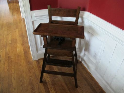 Custom Made High Chair
