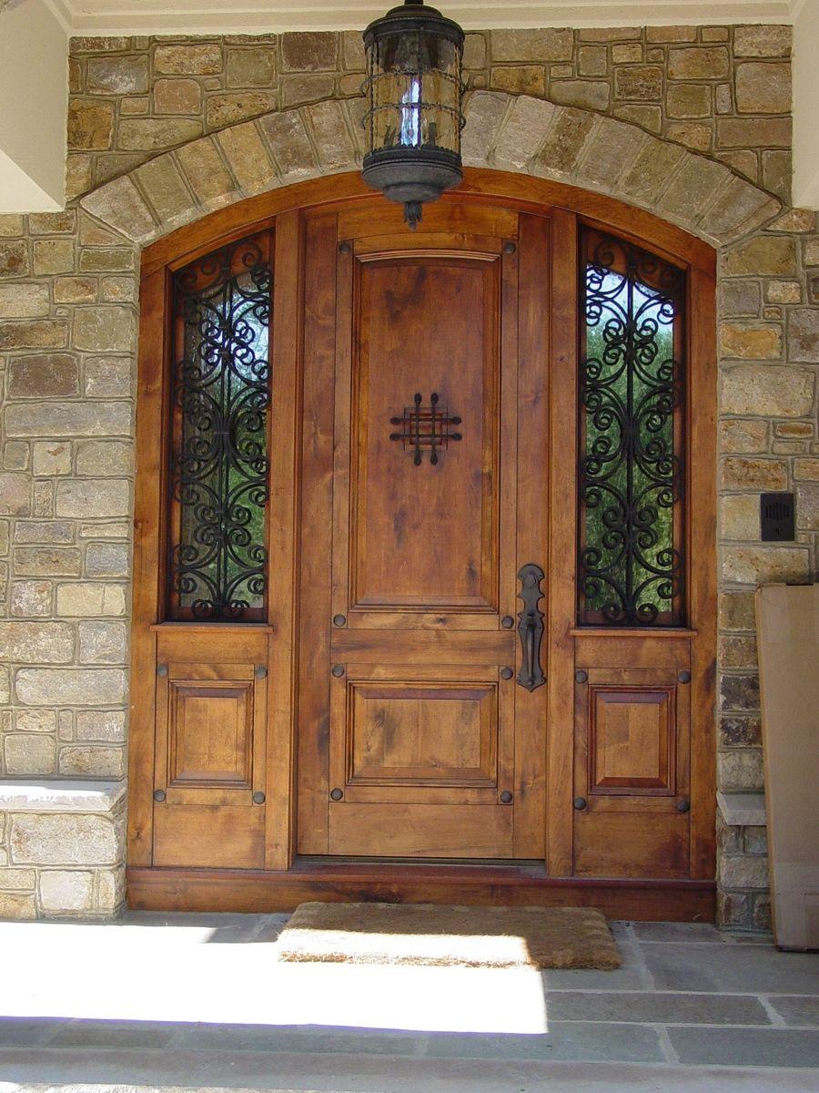 Custom Front Entry Door By New Jersey Hardwoods Custommade