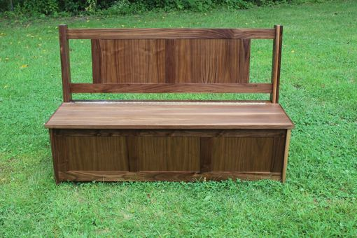 Custom Made Storage Bench