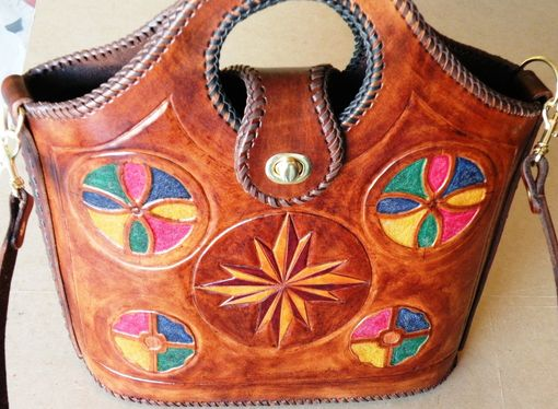 Custom Made Market Handbag
