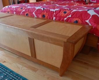 Custom Made Woolyblanket Chest