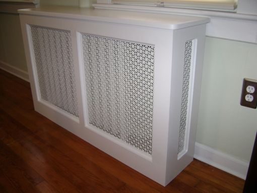 Custom Made Radiator Cover's
